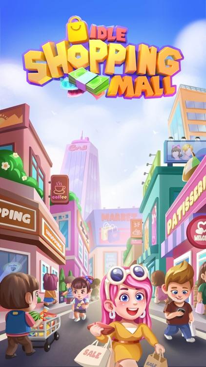 Idle Shopping Mall screenshot-0