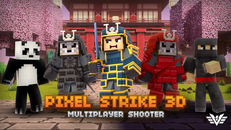 Pixel Strike 3D - FPS Gun Game screenshot-0