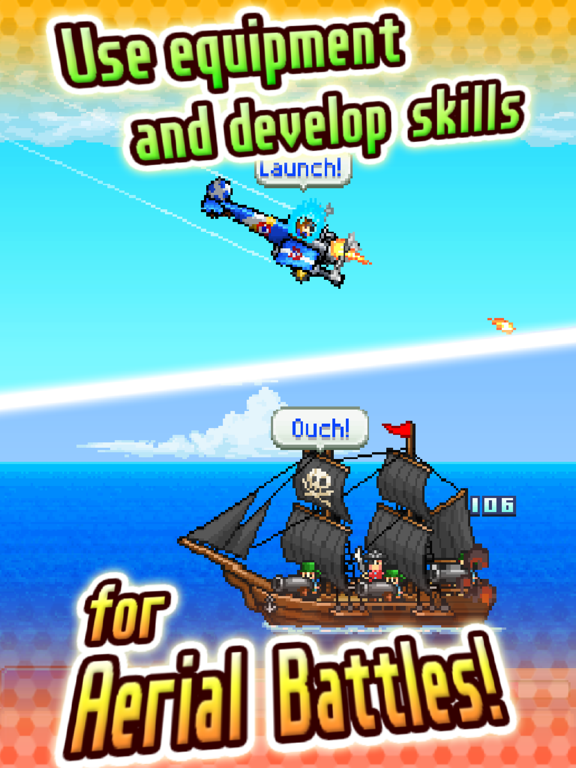 Ipad Screen Shot Skyforce Unite! 0