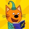 Три кота:книги, игры для детей
