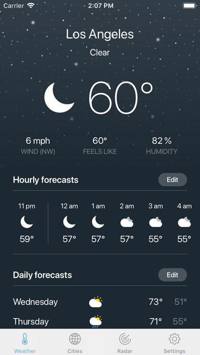 Weather · screenshot 10