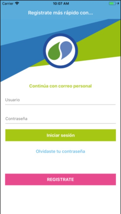 Vitae Beneficios screenshot two
