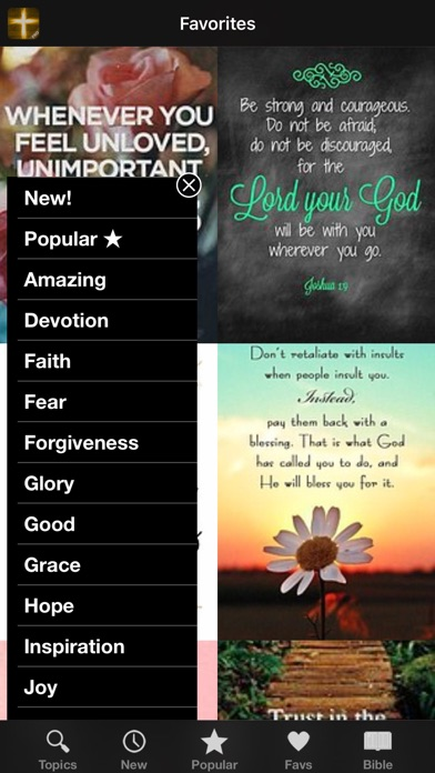 Screenshot for Bible Verses Pro - Devotionals in United States App Store