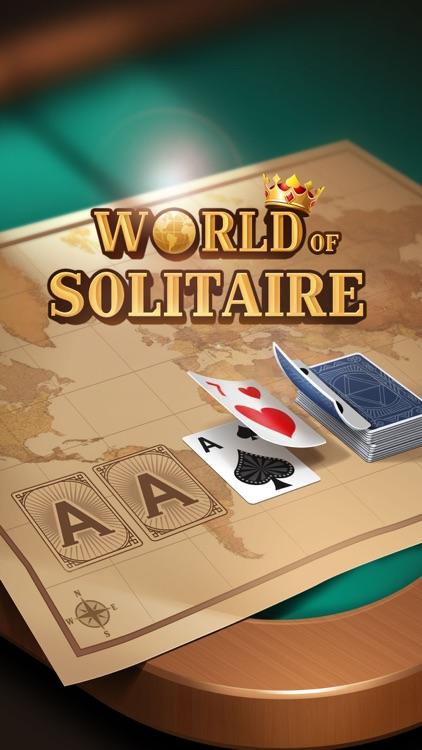 World of Solitaire: Klondike screenshot-4