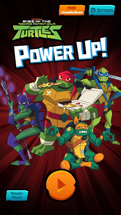 Rise of the TMNT: Power Up! screenshot-0