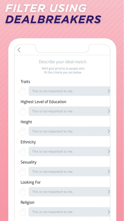 Sweet Pea—Conversations, Dates screenshot-6