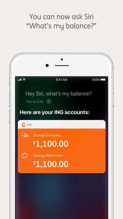 ING Australia Banking screenshot-4