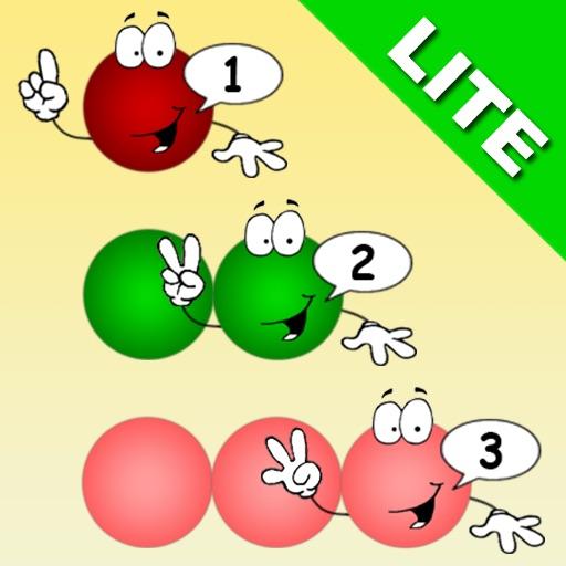 MonteLingual Lite - Montessori Counting 1 to 10