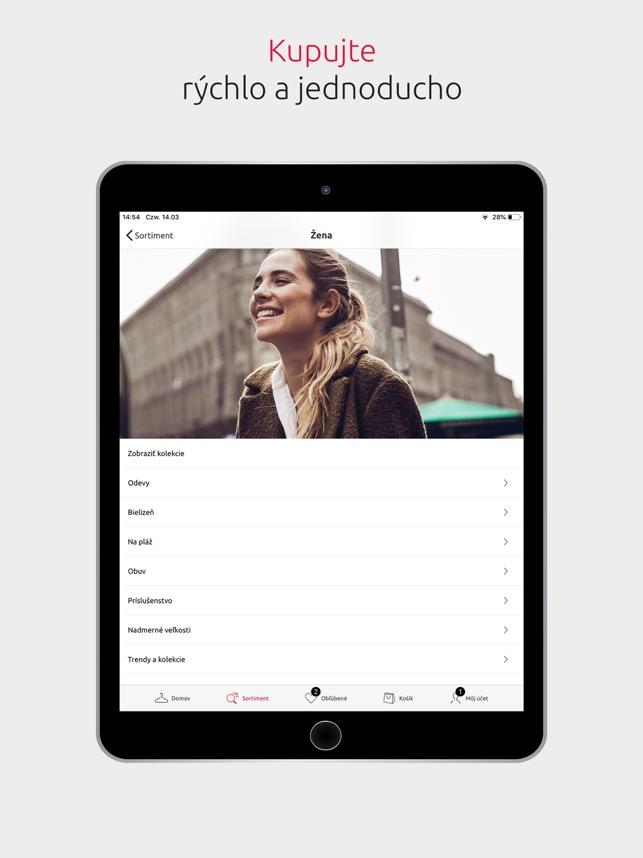 b6c083ab25bf  bonprix – móda a nakupovanie v App Store