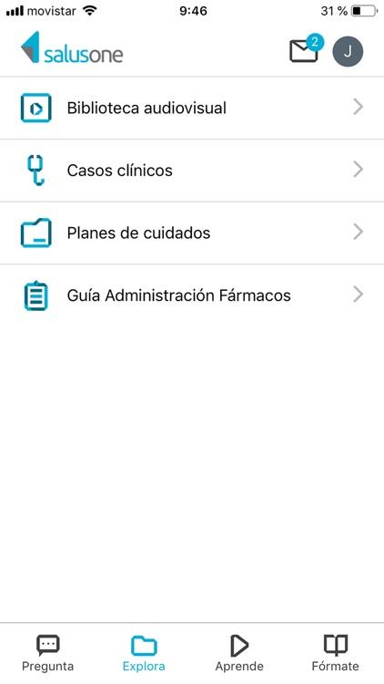 SalusOne Enfermería screenshot-4
