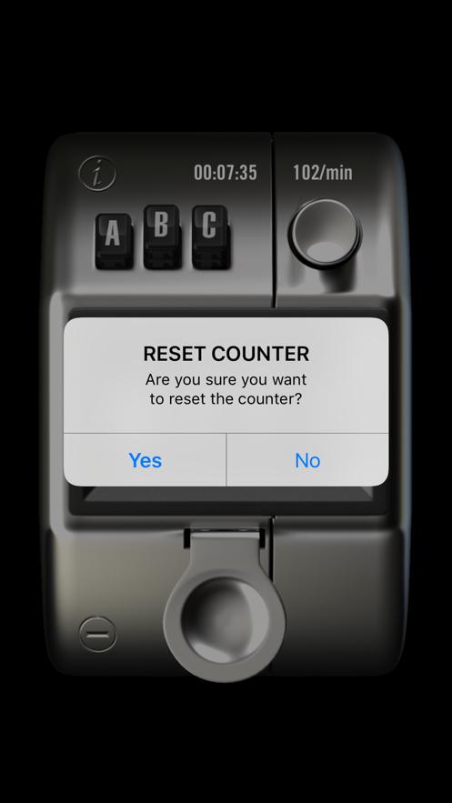 Tally Counter 2018 App 截图