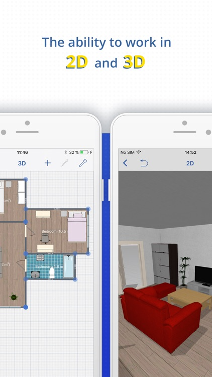 Swedish home planner for ikea by planner5d uab for Ikea planner app