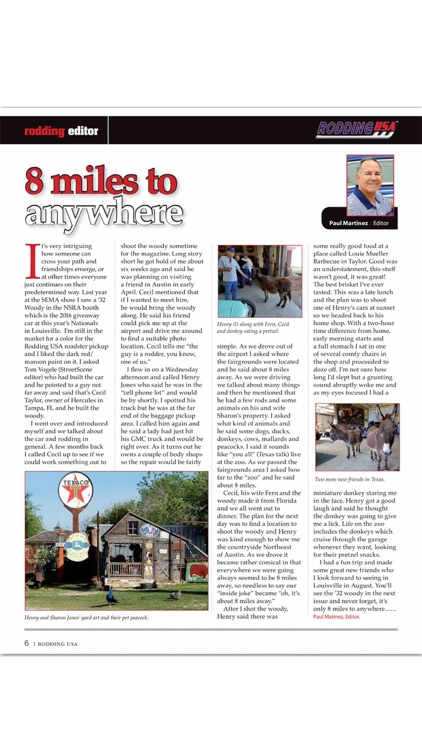 Rodding USA Magazine screenshot-4