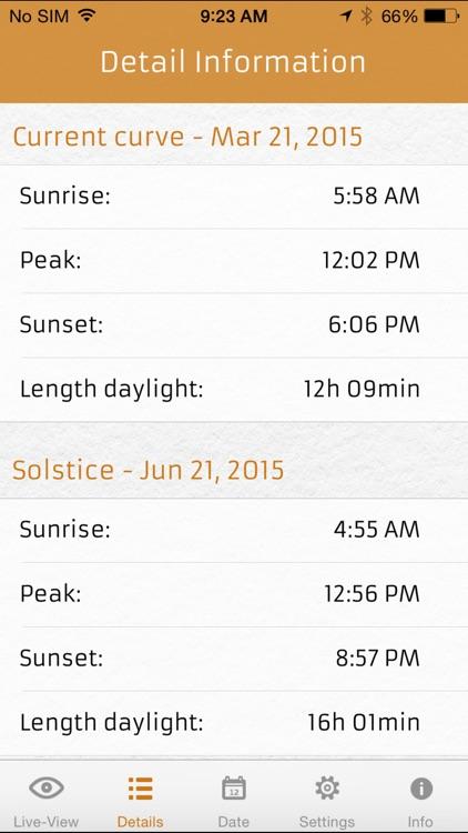 SOLight - Sun & Light screenshot-3