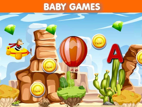 Baby games for boys and girls screenshot 9