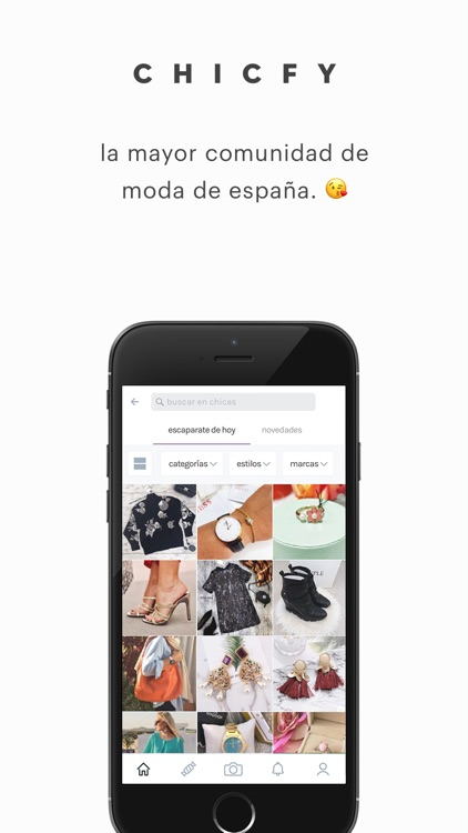 chicfy - compra y vende moda screenshot-0