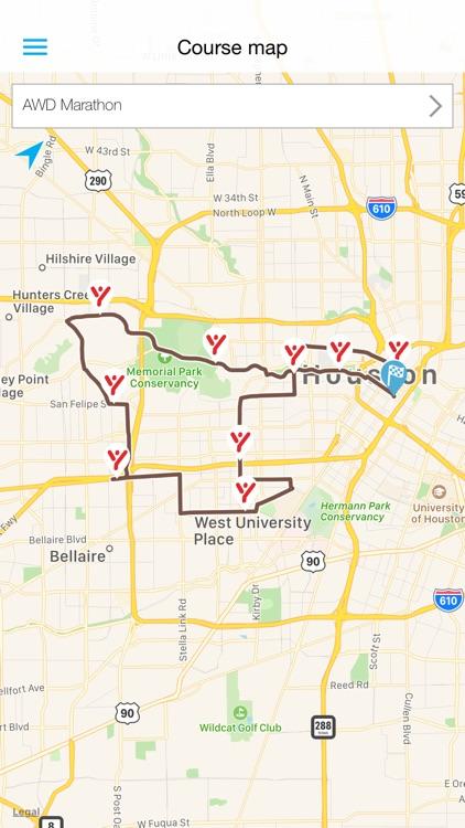 Chevron Houston Marathon screenshot-3