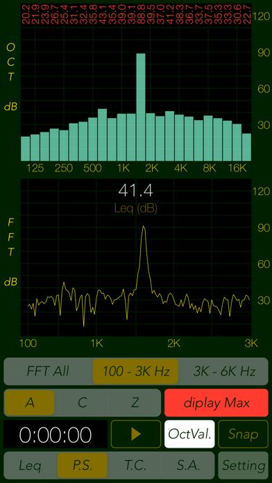 Sound Level Analyzer PROのおすすめ画像3