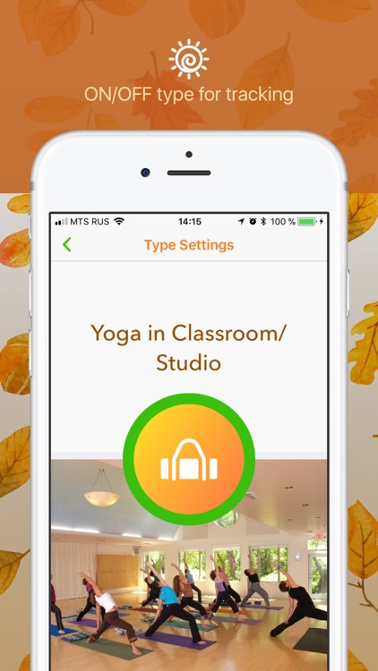 Yoga-Tracker screenshot-3