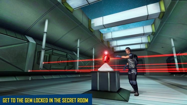 Secret Agent :The Last Mission