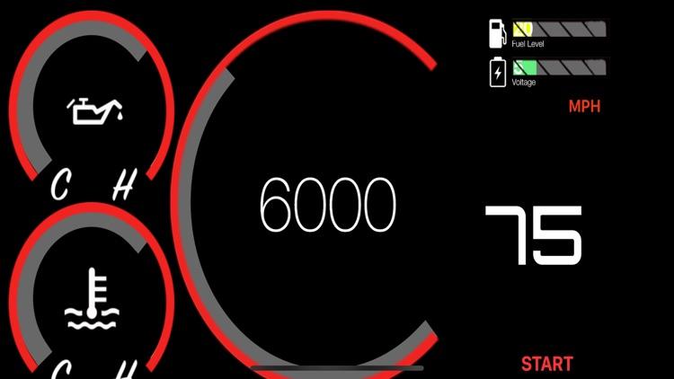 MultiDash: OBD2 Dashboard screenshot-8
