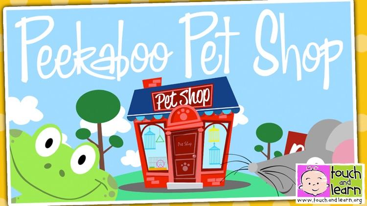 Peekaboo Pets - Who's Hiding?