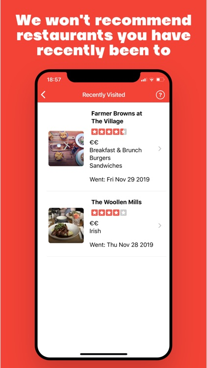 Random Restaurant screenshot-4