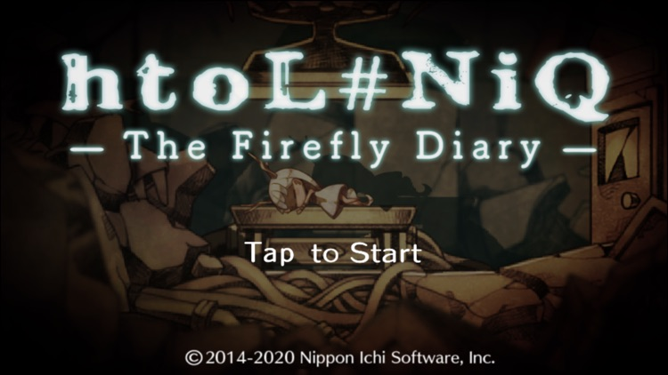 htoL#NiQ: The Firefly Diary screenshot-4