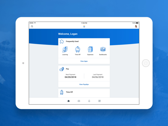Workday by Workday (iOS, United States) - SearchMan App Data