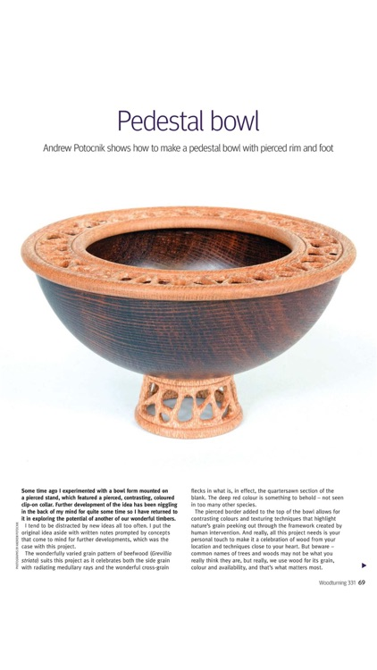 Woodturning Magazine screenshot-7