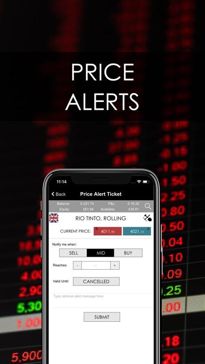 Spreadex Financial Trading screenshot-4
