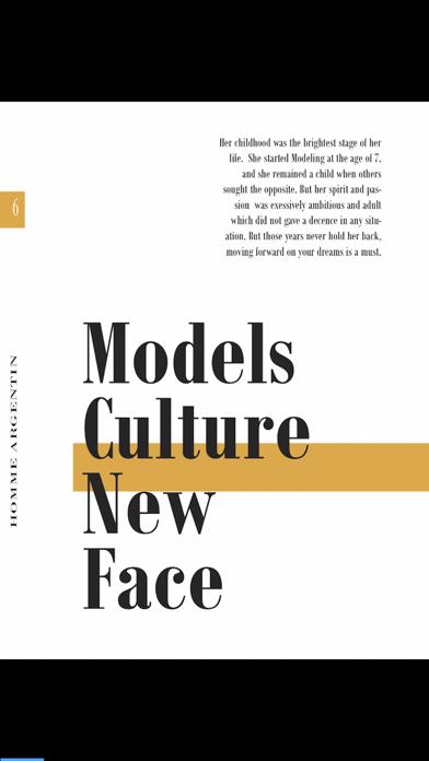 Models CultureScreenshot of 2