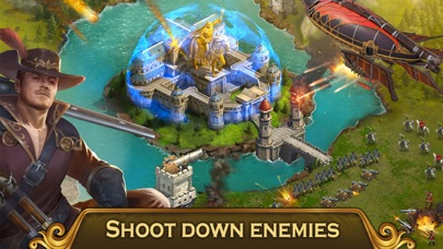 Tải về Guns of Glory: Kingdom Defence cho Android