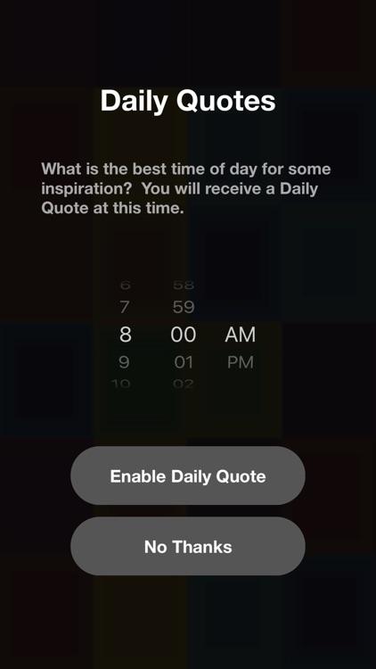 "Quotes""+ Inspirational Sayings screenshot-4"