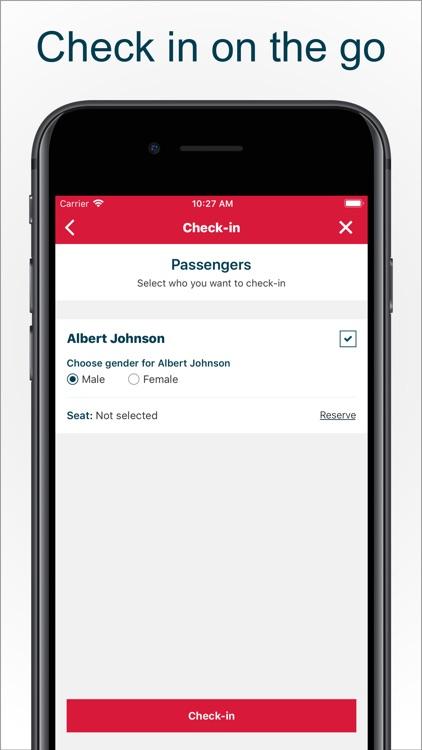 Norwegian Travel Assistant screenshot-3