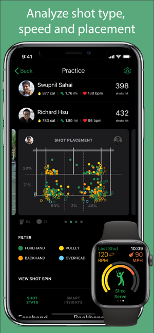 SwingVision - A I  Tennis App on the App Store