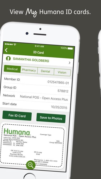 MyHumana screenshot-3