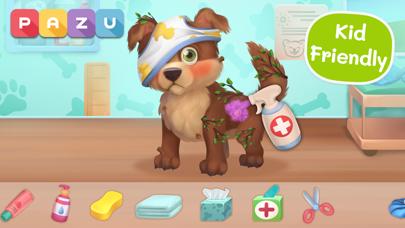 Haustierarzt Spiele für kinderScreenshot von 3