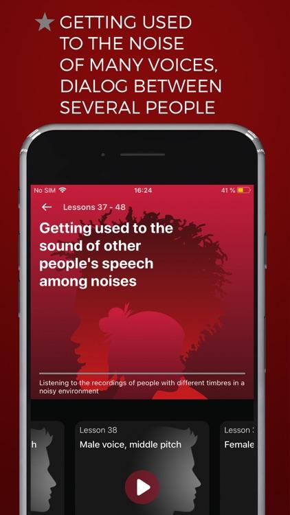 Adapt for ReSound hearing aid screenshot-8
