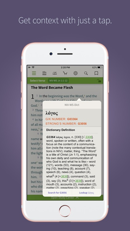 NKJV Bible by Olive Tree screenshot-8