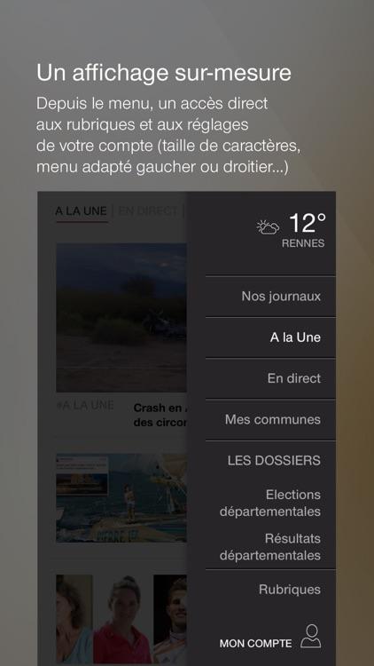 Ouest-France screenshot-4