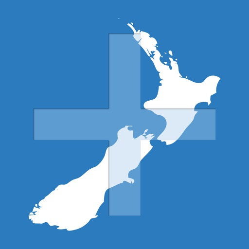 Here and there+ New Zealand