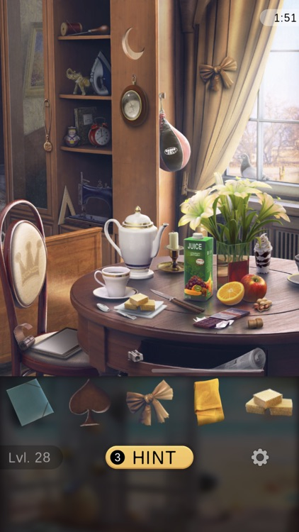 Hidden Objects - Photo Puzzle screenshot-4