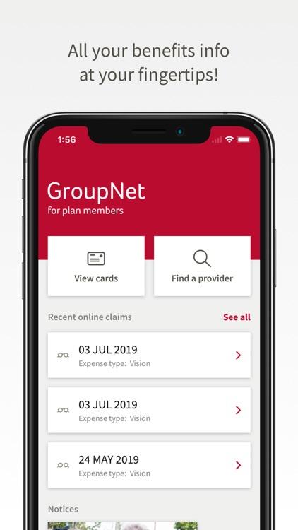 GroupNet Mobile