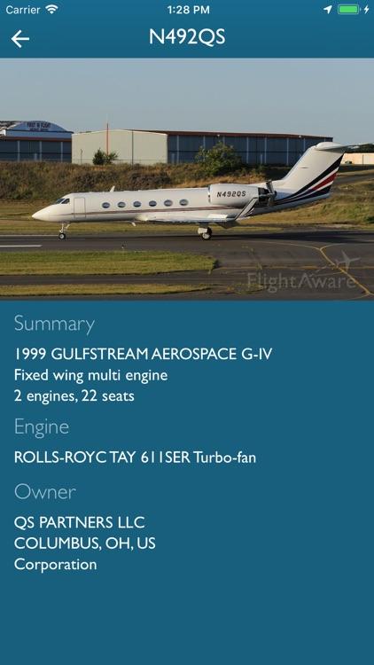 FlightAware Flight Tracker screenshot-3