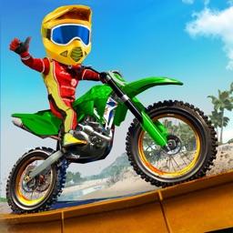 Motocross Stunt Bike Rider