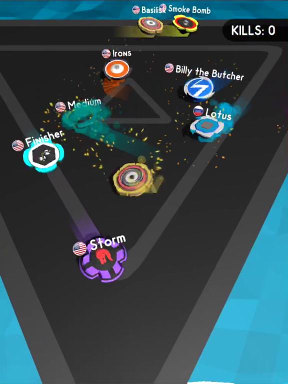 Top.io screenshot 10
