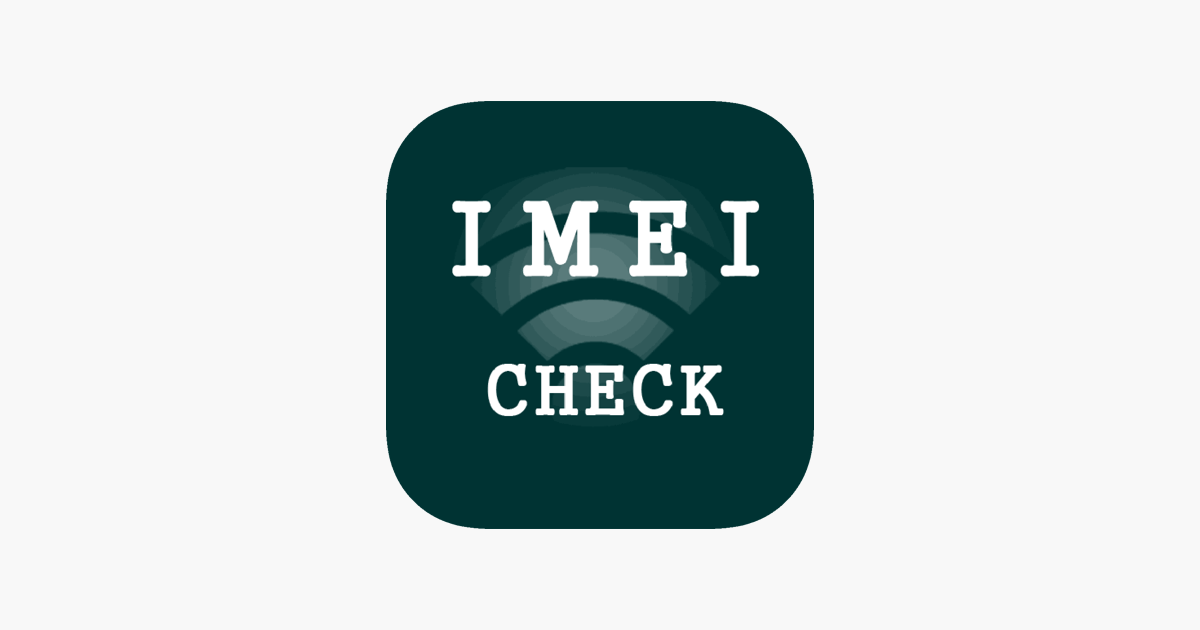 IMEI Checker by IMEI Report on the App Store