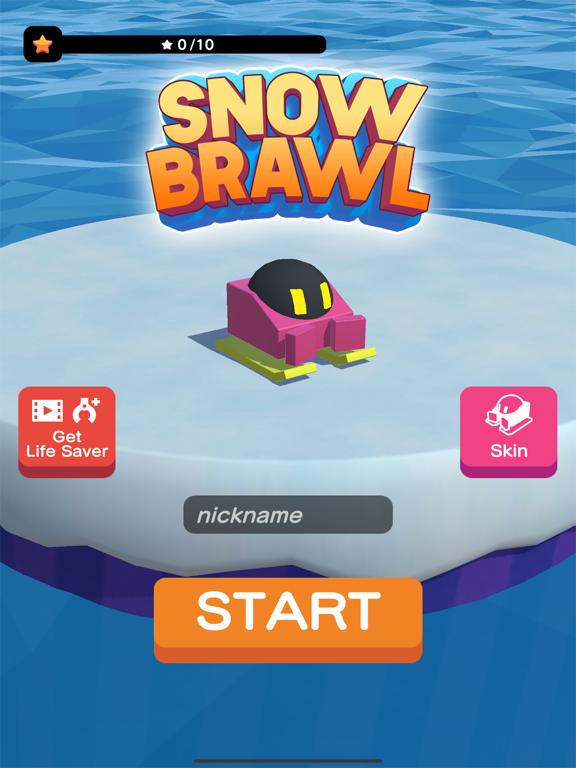 SnowBrawl.ioのおすすめ画像1