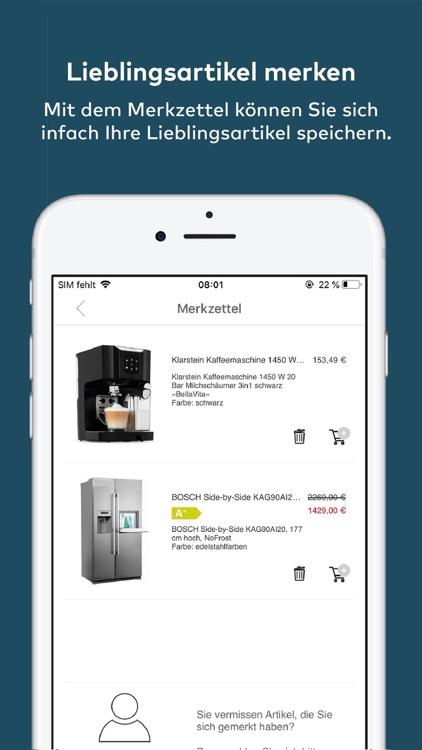 Quelle Technik & Haushalt Shop screenshot-4